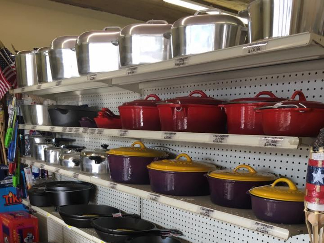 Shop the Latest in Cookware at Brasseux's Hardware